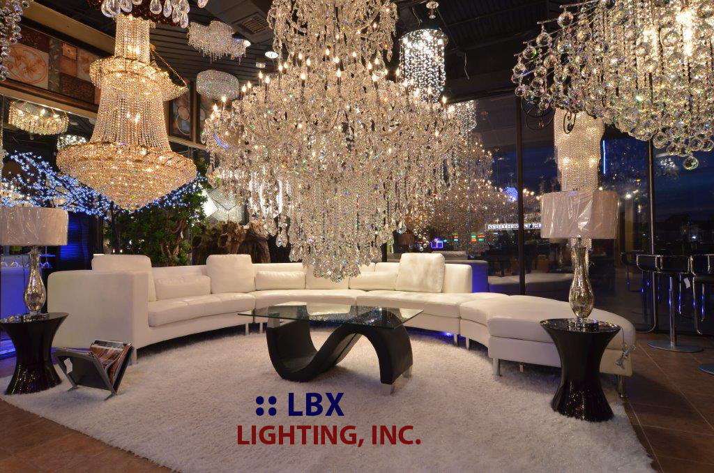LBX Chandelier Store Houston
