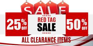 LBX Lighting Red Tag Sale - Top