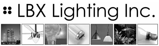 Residental Lighting Solutions by LBX