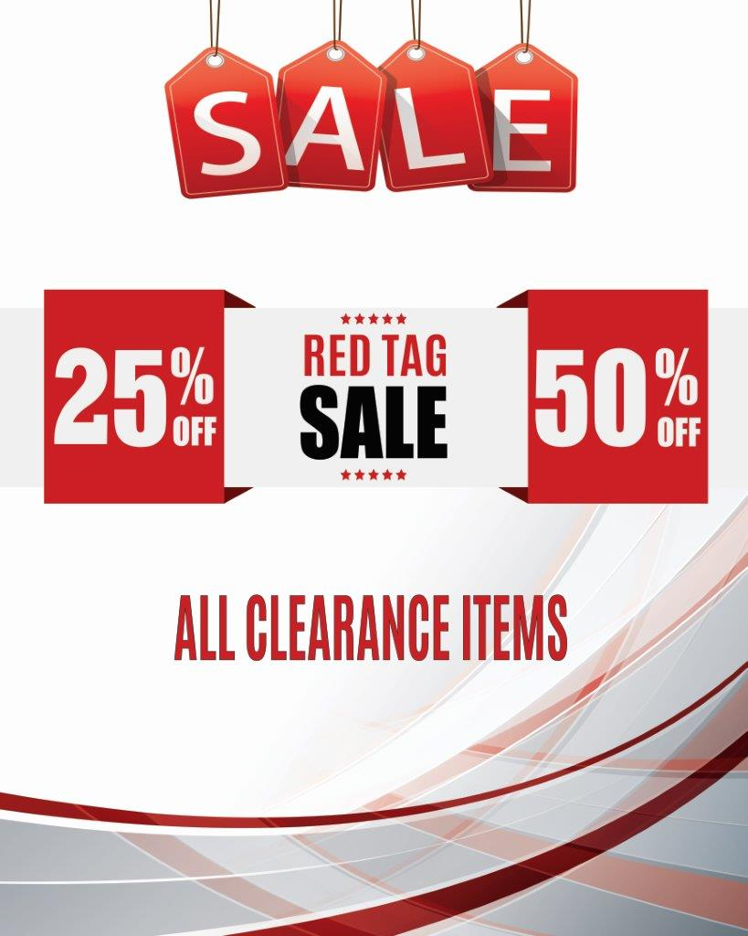 LBX Lighting Red Tag Sale